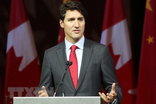 Canada lac quan ve su thanh cong cua tien trinh dam phan NAFTA hinh anh 1