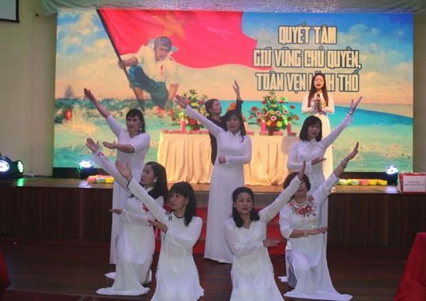 Xuc dong le tuong niem anh hung liet sy Gac Ma tai Cong hoa Sec hinh anh 4
