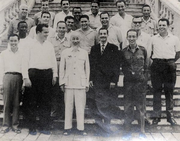 Cuu chuyen gia quan su Cuba va nhung hoi uc ve Viet Nam hinh anh 3
