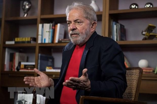 Brazil: Cang thang truoc phan quyet cuu Tong thong Lula da Silva hinh anh 1