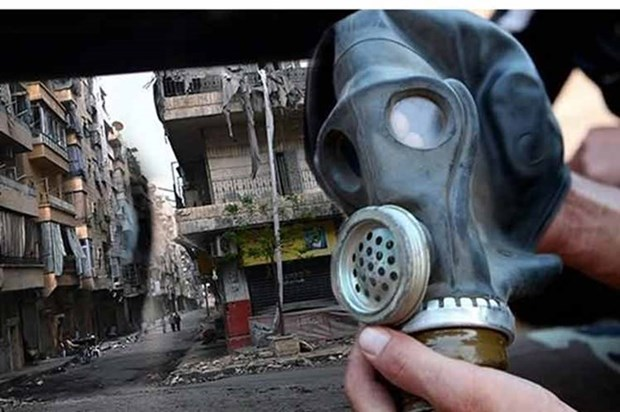 OPCW hop khan cap ve nghi van su dung vu khi hoa hoc tai Douma hinh anh 1