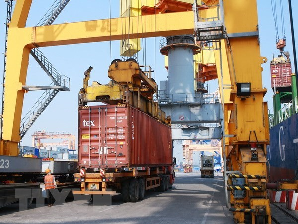 IMF du bao kinh te Viet Nam tang truong 6,6% trong nam 2018 hinh anh 1
