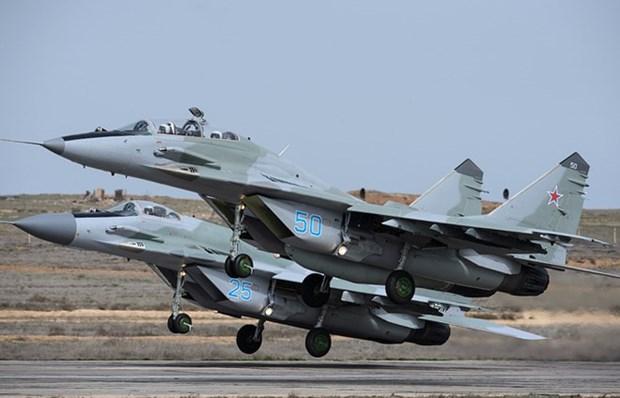 Belarus chuyen giao 4 may bay chien dau MiG-29 cho Serbia hinh anh 1