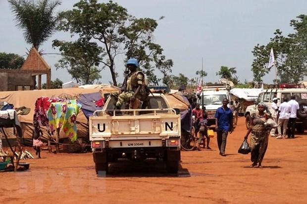 Giao tranh khien hang nghin nguoi Trung Phi chay sang CHDC Congo hinh anh 1