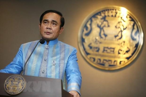Chinh phu Thai Lan len ke hoach gap cac dang phai chinh tri hinh anh 1