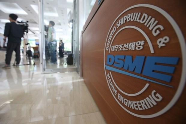 Daewoo Shipbuilding dat muc tieu doanh thu 9,1 ty USD nam nay hinh anh 1