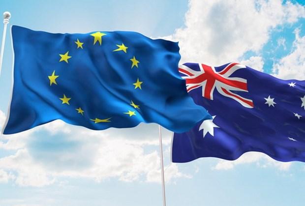 Australia va EU thao luan nham thuc day FTA song phuong hinh anh 1