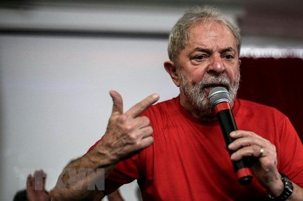 Cuu Tong thong Brazil Lula da Silva tham gia binh luan bong da hinh anh 1