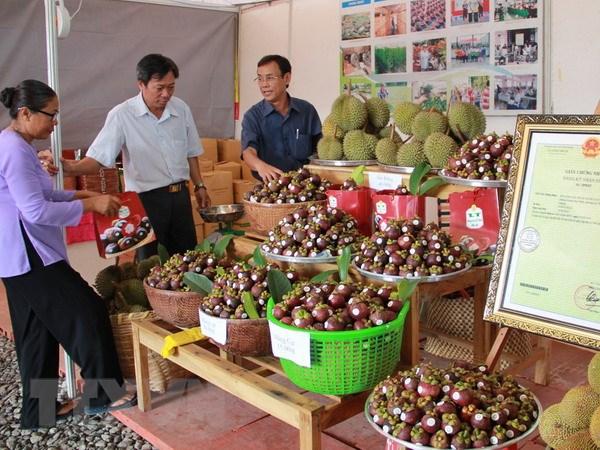 Phat trien va giu vung thuong hieu dac san mang cut Lai Thieu hinh anh 1