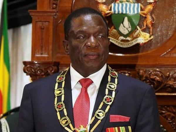 Tong thong Zimbabwe khang dinh to chuc tong tuyen cu trong hoa binh hinh anh 1