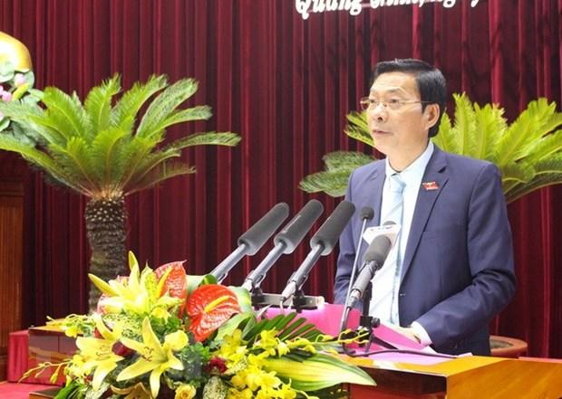Quang Ninh da dang cac hinh thuc doi thoai voi doanh nghiep hinh anh 1