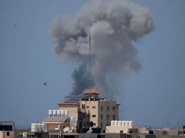 Palestine: Phong trao Hamas neu dieu kien hoa giai voi Fatah hinh anh 1