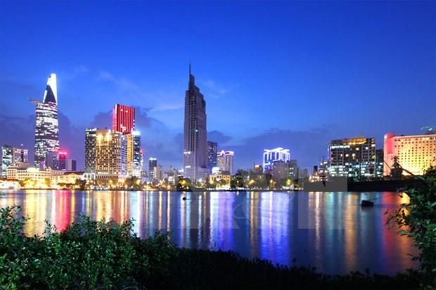Thanh pho Ho Chi Minh: GRDP trong 6 thang dau nam tang 7,8% hinh anh 1