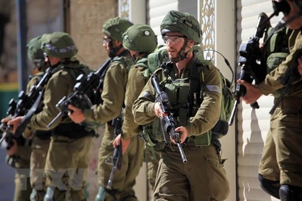 Tan cong bang dao tai Israel: Mot nguoi da thiet mang hinh anh 1