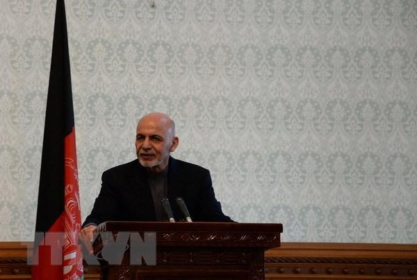Lanh dao Afghanistan, Pakistan nhat tri