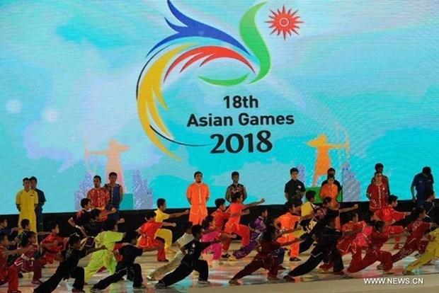 ASIAD 2018: Kinh te Indonesia du kien tang them 1,6 ty USD hinh anh 1