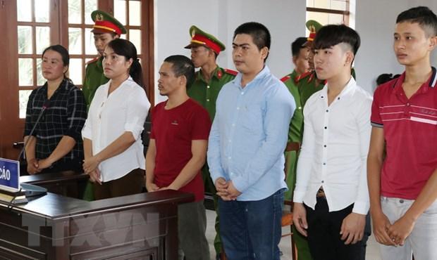 An nghiem khac voi 6 bi cao gay roi trat tu cong cong o Ninh Thuan hinh anh 1