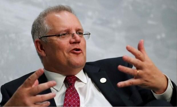 Australia: Bo truong Ngan kho Scott Morrison se la tan Thu tuong hinh anh 1