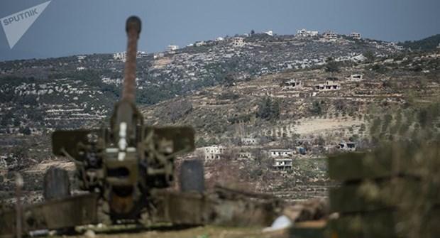 Tho Nhi Ky: Tan cong nham vao Idlib se la mot cuoc tham sat hinh anh 1