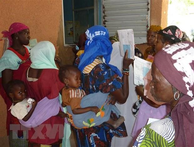Niger: Sot ret khien so luong benh nhi tu vong tang dot bien hinh anh 1