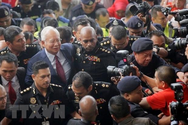Cuu Thu tuong Malaysia tiep tuc bi trieu tap lien quan vu 1MDB hinh anh 1