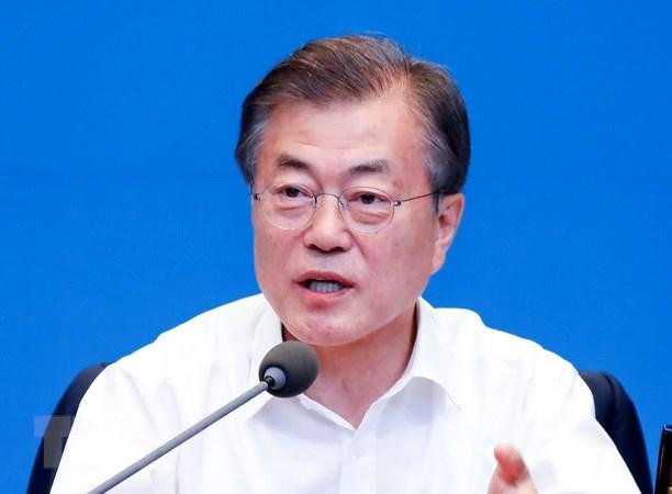 Han Quoc can nhac moi lanh dao Trieu Tien du hoi nghi Han Quoc-ASEAN hinh anh 1
