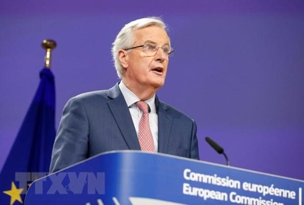 EU de xuat keo dai thoi ky chuyen doi Brexit den nam 2022 hinh anh 1