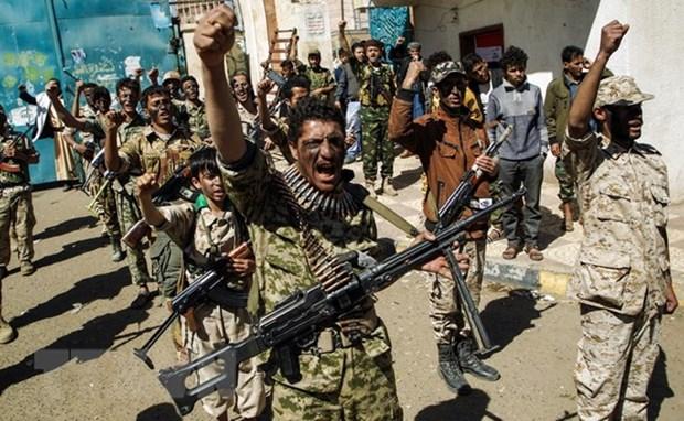 Yemen: Lanh dao phien quan Houthi keu goi ngung tan cong hinh anh 1