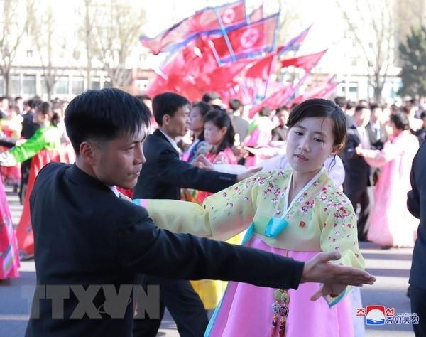Truyen thong Trieu Tien chi trich My, Han Quoc ve van de nhan quyen hinh anh 1