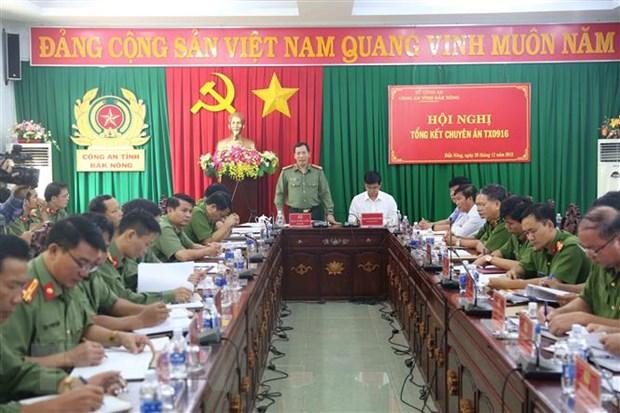 Dak Nong: Khoi to 129 vu vi pham phap luat quan ly bao ve rung hinh anh 1