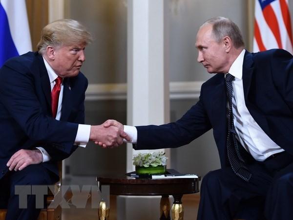 Nga phan ung ve quyet dinh huy cuoc gap thuong dinh Trump-Putin hinh anh 1