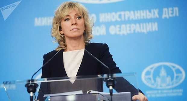 Moskva: Chinh Nga la nuoc bao ve chau Au khoi quan phiet hinh anh 1