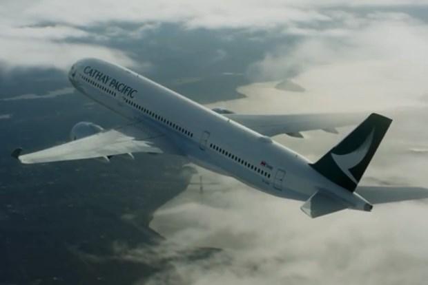 Cathay Pacific chap nhan loat ve cao cap ban