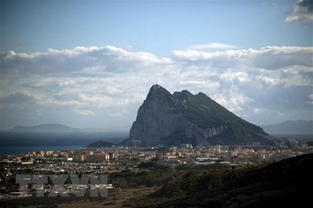 Vung Gibraltar muon la mot phan tron ven trong Vuong quoc Anh hinh anh 1