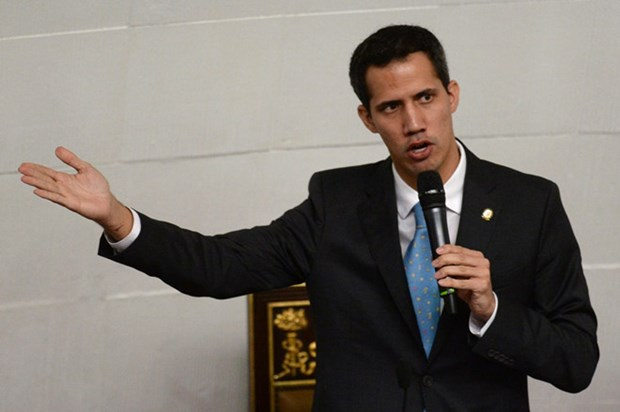 Venezuela bat nhieu dac vu lien quan vu bat giu Chu tich Quoc hoi hinh anh 1
