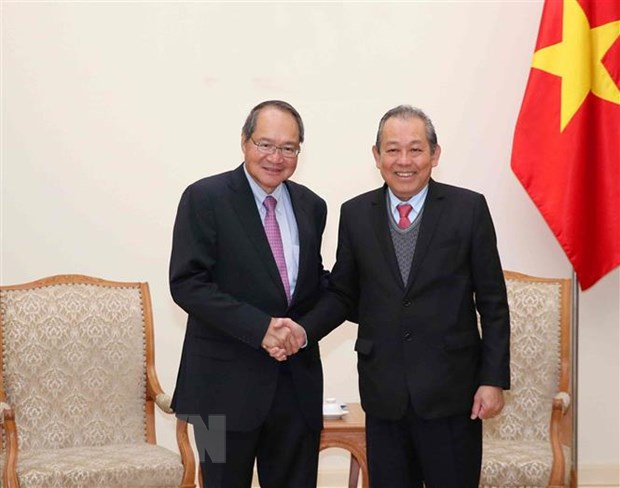 Viet Nam-Singapore tang phong chong toi pham qua tuong tro tu phap hinh anh 1