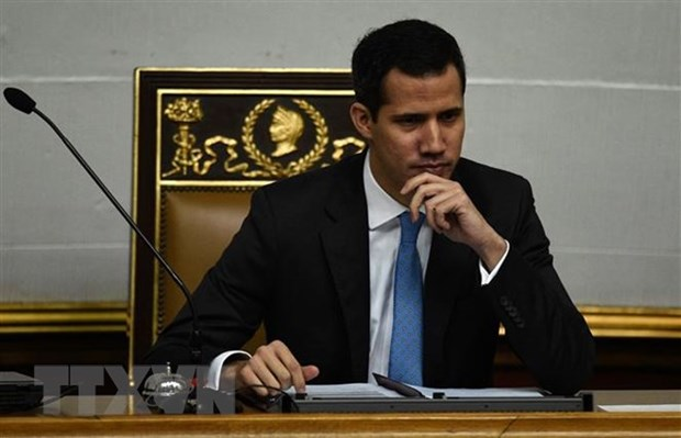 Lien hop quoc hoi thuc doi thoai o Venezuela de tranh 'tham hoa' hinh anh 1