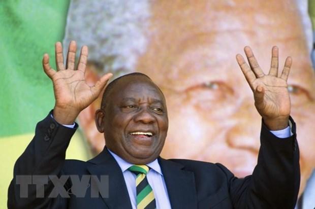 Nam Phi: Da co hon 74% so cu tri dang ky tham gia bau cu hinh anh 1