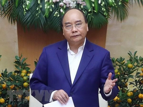 Thu tuong Nguyen Xuan Phuc: Dung de nguoi dan nao khong co Tet hinh anh 1
