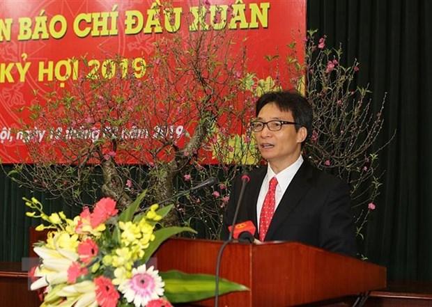Pho Thu tuong: Hoat dong bao chi da ky cuong, chuyen nghiep hon hinh anh 1
