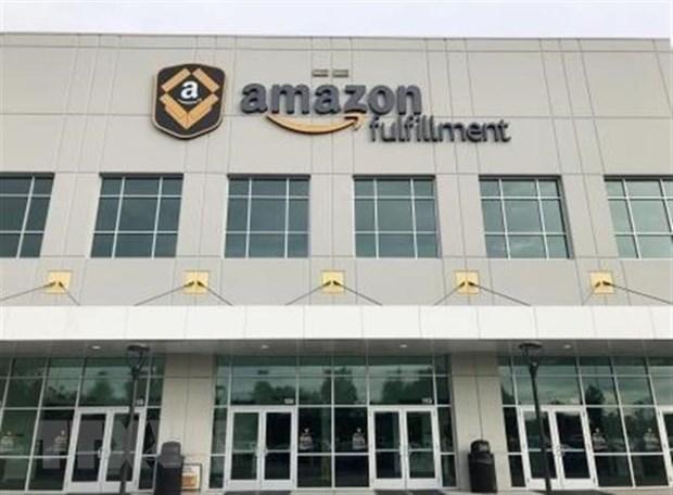 Amazon huy ke hoach xay dung tru so thu hai tai New York hinh anh 1