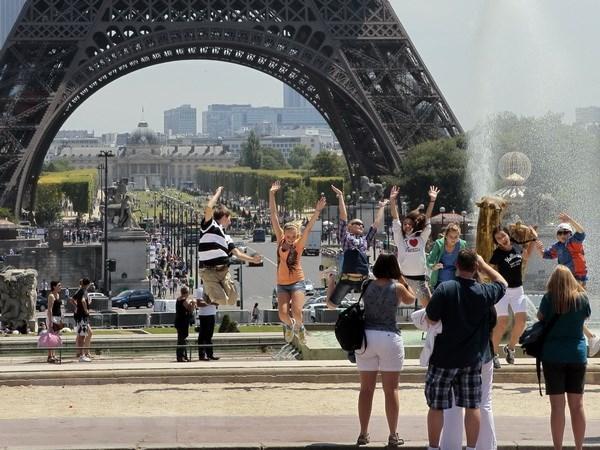 Phap: Vung thu do Paris boi thu ve du lich trong nam 2018 hinh anh 1