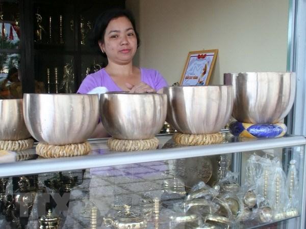 Festival Hue: Co hoi phat trien cac lang nghe truyen thong hinh anh 1