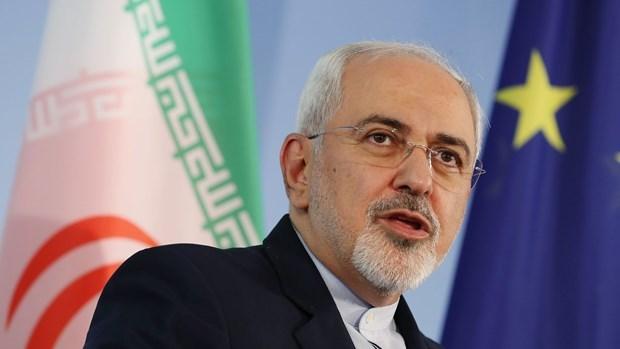Ngoai truong Iran de ngo kha nang xung dot quan su voi Israel hinh anh 1