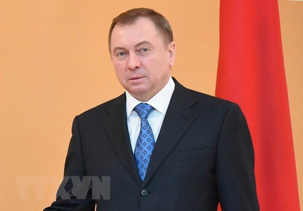 Belarus phan ung ve quyet dinh gia han cam van vu khi cua EU hinh anh 1