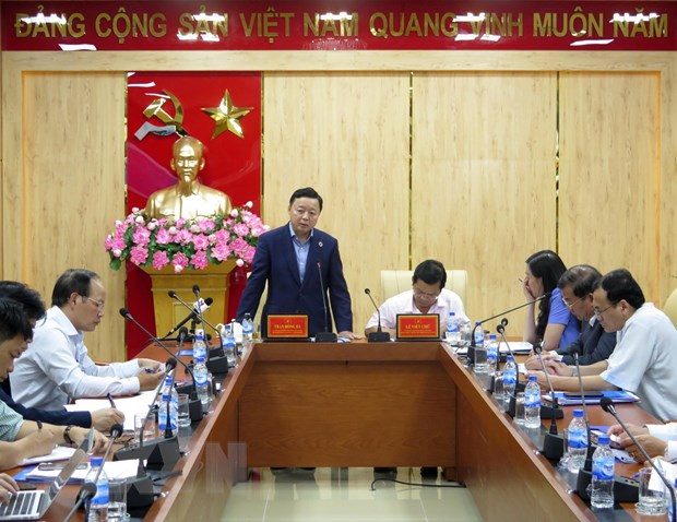 O nhiem do xu ly chat thai ran o Quang Ngai: Can cong nghe hien dai hinh anh 1