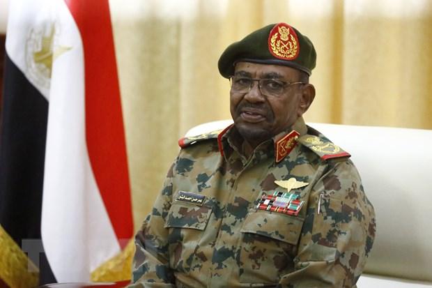 Tong thong Sudan Omar al-Bashir ban bo 5 lenh khan cap hinh anh 1