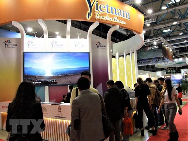 Du lịch biển đảo Việt Nam hấp dẫn du khách Nga ở Hội chợ MITT - 2