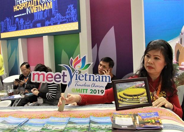 Du lịch biển đảo Việt Nam hấp dẫn du khách Nga ở Hội chợ MITT - 1