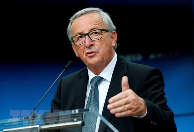 Chu tich EC: Khong co quyet dinh ve Brexit o hoi nghi thuong dinh EU hinh anh 1